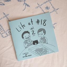 Life at #18 Vol 2 comic