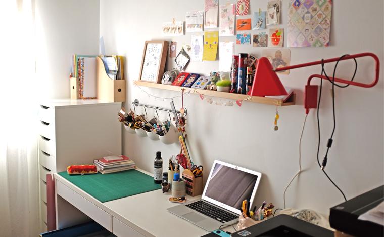 workspace LR